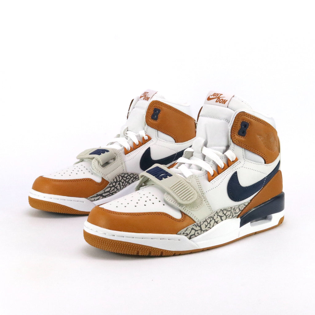 Air Jordan Legacy 312 NRG Don C White Midnight Navy Ginger