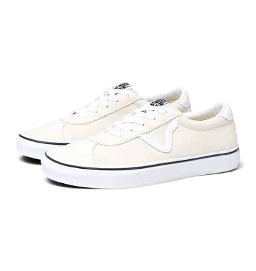 Style 73 Deluxe OG White White Suede