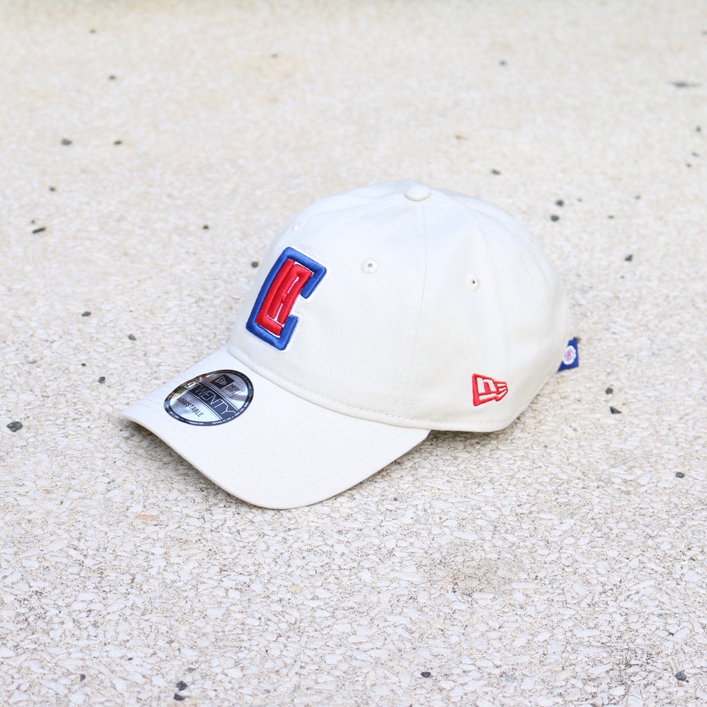 New Era 9Twenty Los Angeles Clippers Stone Cap