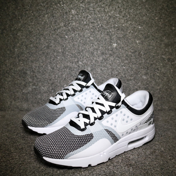 Air Max Zero Black White Wolf Grey