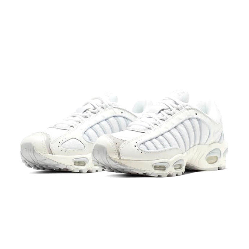 Air Max Tailwind IV White Sail Pure Platinum