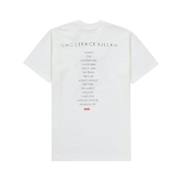 Supreme FW20 Clientele Ghostface Killah Tee White
