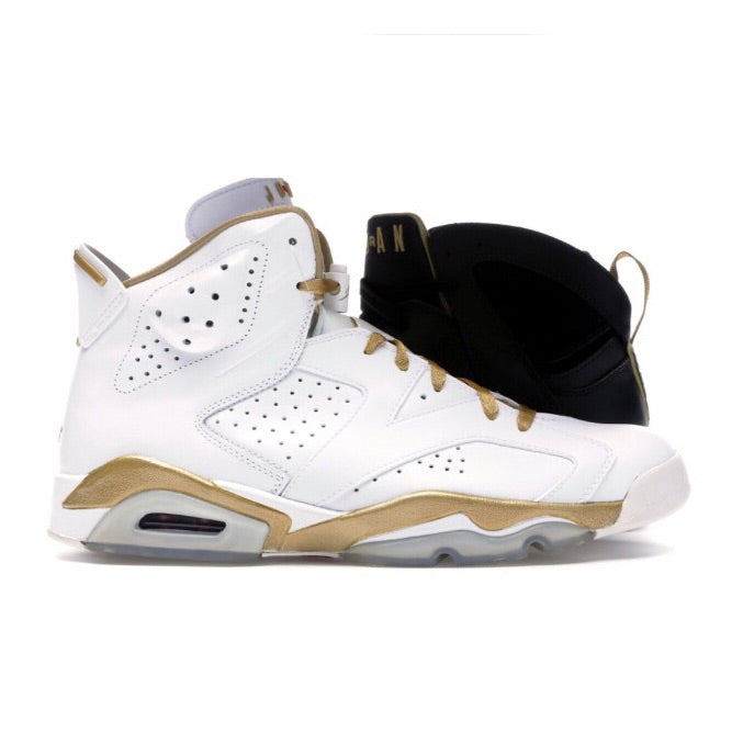 Air Jordan 7 Retro Golden Moments Pack (6 & 7)