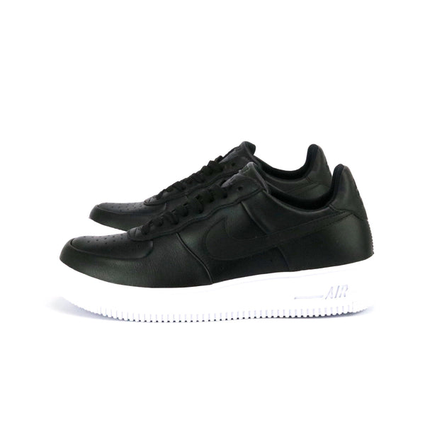 Air Force 1 Ultraforce Leather Black White