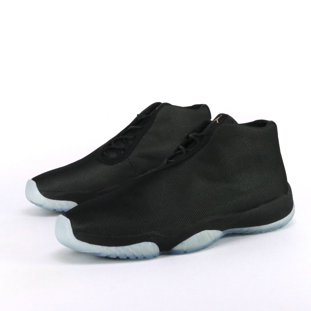 Air Jordan Future Black Black Clear