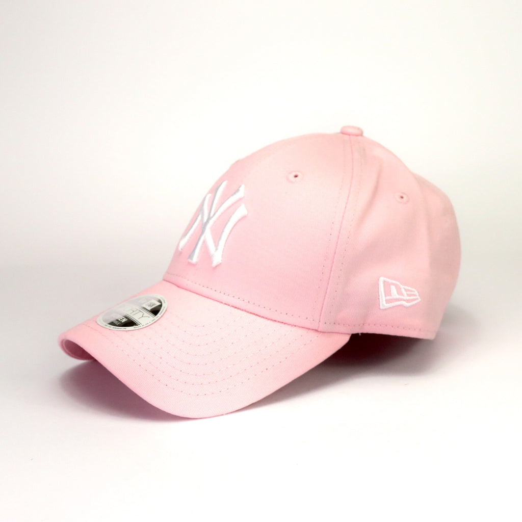 New Era 940 New York Yankees Pink White