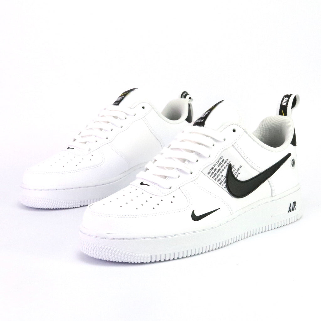 new style c293f 3094d Air Force 1 LV8 Utility White Black Tour Yellow