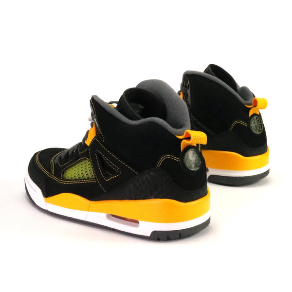 Air Jordan Spizike Black University Gold Dark Grey White