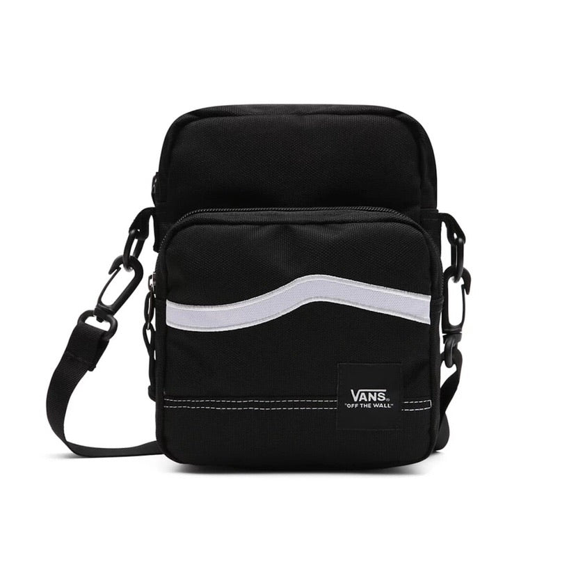 Vans x Cordura Construct Shoulder Bag Black White