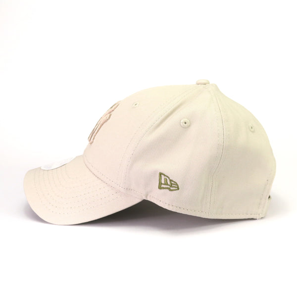 New Era Women's 940 LA Dodgers Stone Olive