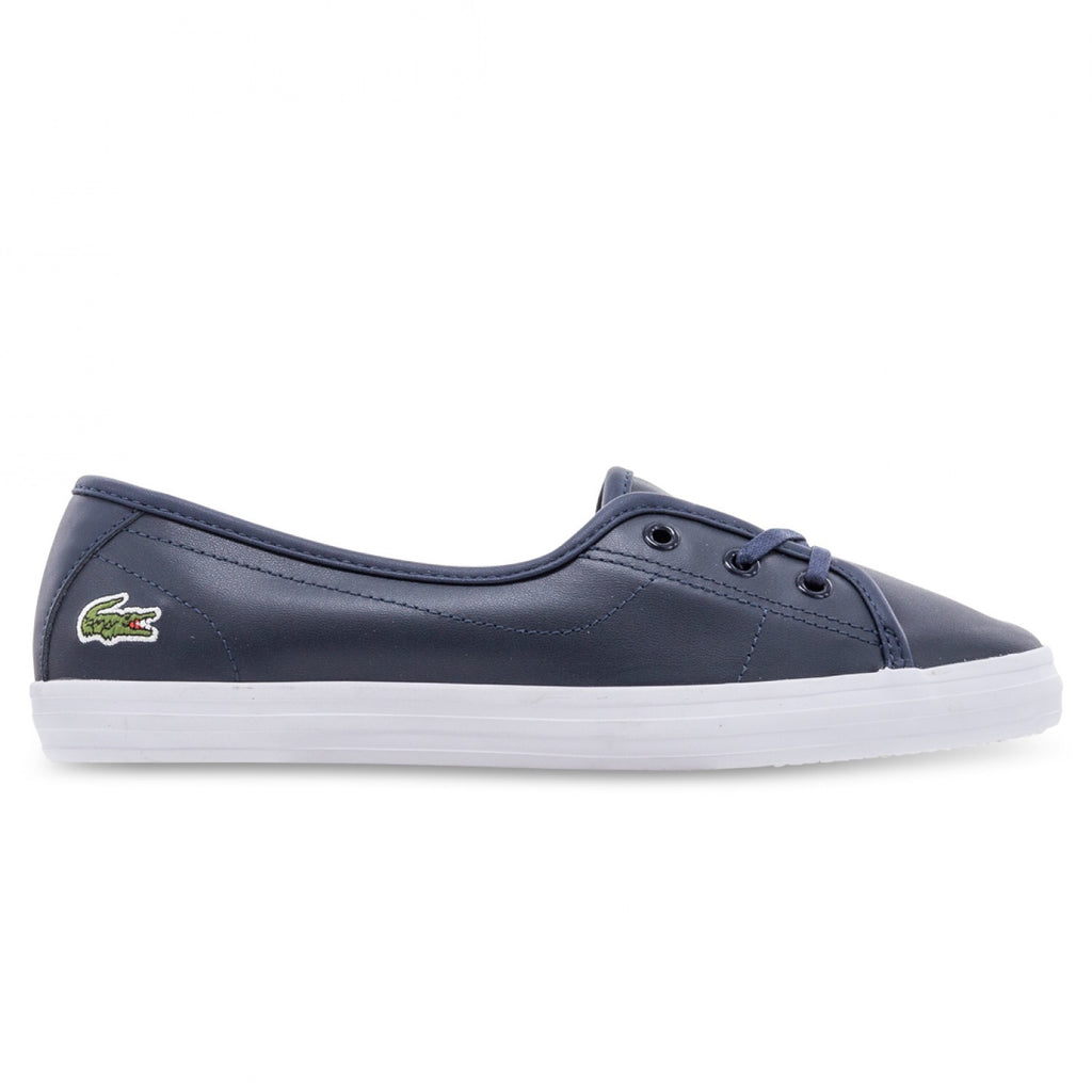 Women's Lacoste Ziane Chunky Navy White