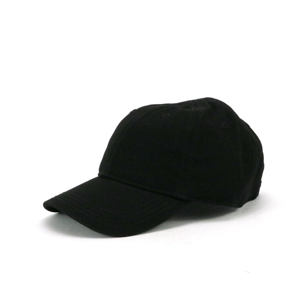 Lacoste Dry Fit Cap Black
