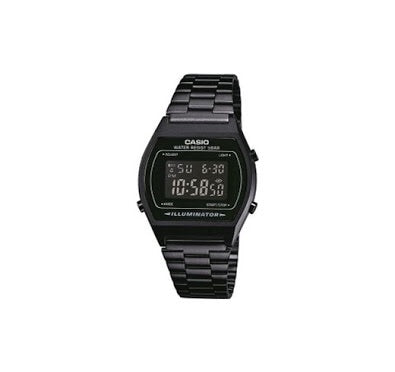 Casio Digital LED Black Metal