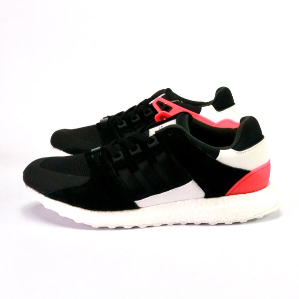 EQT Support Ultra Core Black Turbo Red