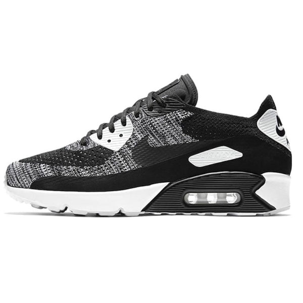 Air Max 90 Ultra 2.0 Flyknit White Black White