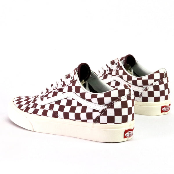 Old Skool Checkerboard Port Royal Marshmellow
