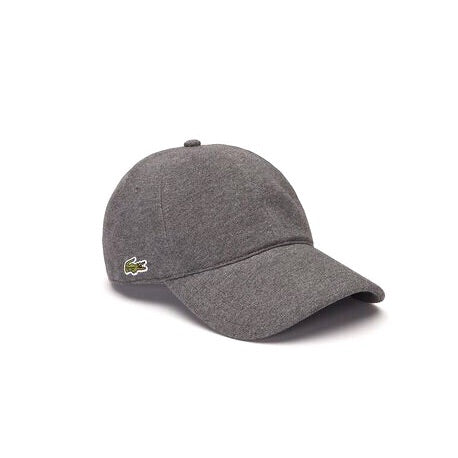 Lacoste Pique Pitch Cap Grey