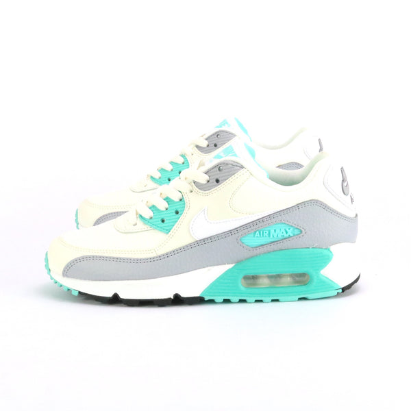 Women's Air Max 90 Sail White Wolf Grey