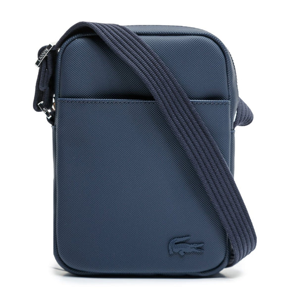 Lacoste Men's Classic Slim Vertical Bag Navy Navy