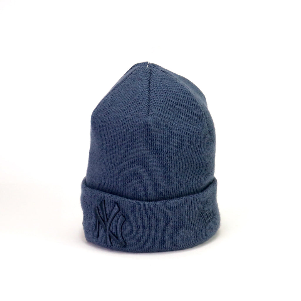 New Era Beanie New York Pacific Blue
