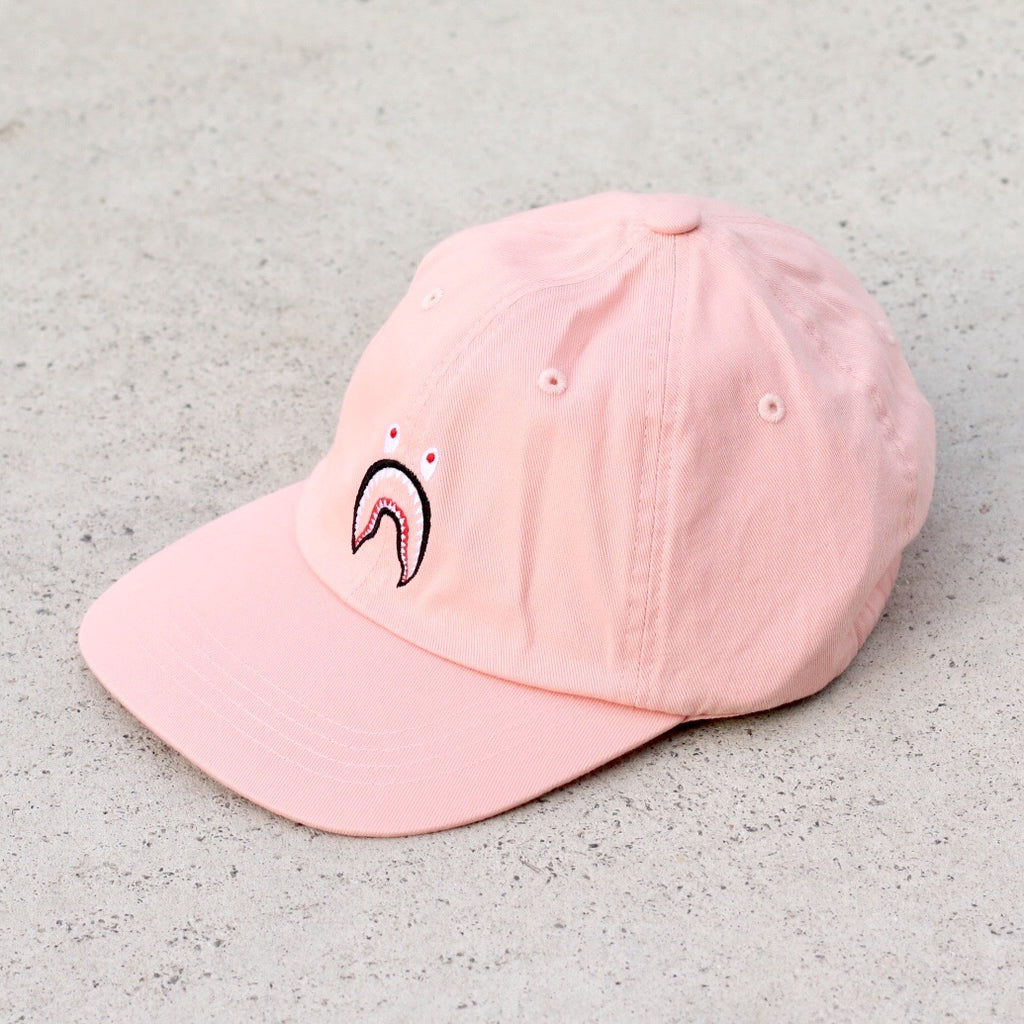 A Bathing Ape Shark Cap Pink