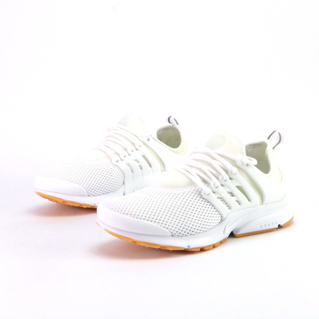 Women's Air Presto White Gum Yellow