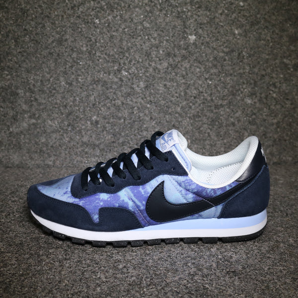 Side View of the Air Pegasus 83 SD Persian Violet Navy at Solemate Sneakers Sydney