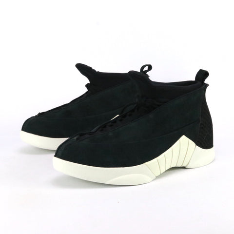 570b1cab533c Size Available  9  8  12  10  11. Air Jordan. Air Jordan 15 Retro PSNY Black  Sail Black. PRICE Regular price  450. Follow us. Copyright 2017 Sole Mate  ...