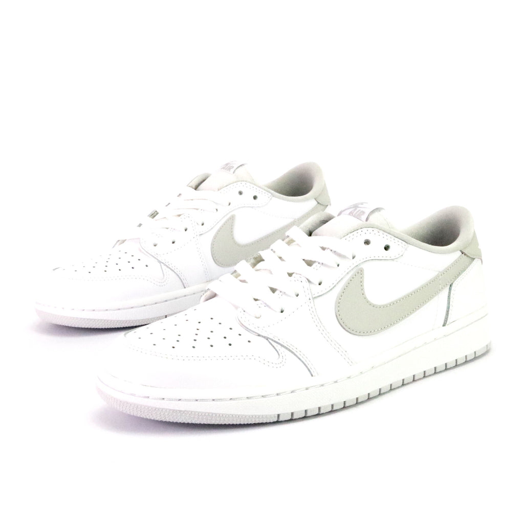 011aa48859c7fb Air Jordan 1 Low White Neutral Grey White – Sole Mate Sneaker Boutique