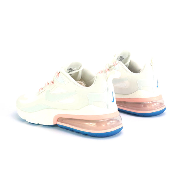 Women's Air Max 270 React Summit White Ghost Aqua