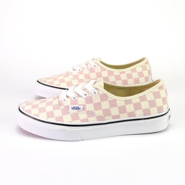 Authentic Checkerboard Chalk Pink