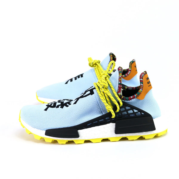 Adidas NMD Hu Pharell Inspiration Pack Clear Sky