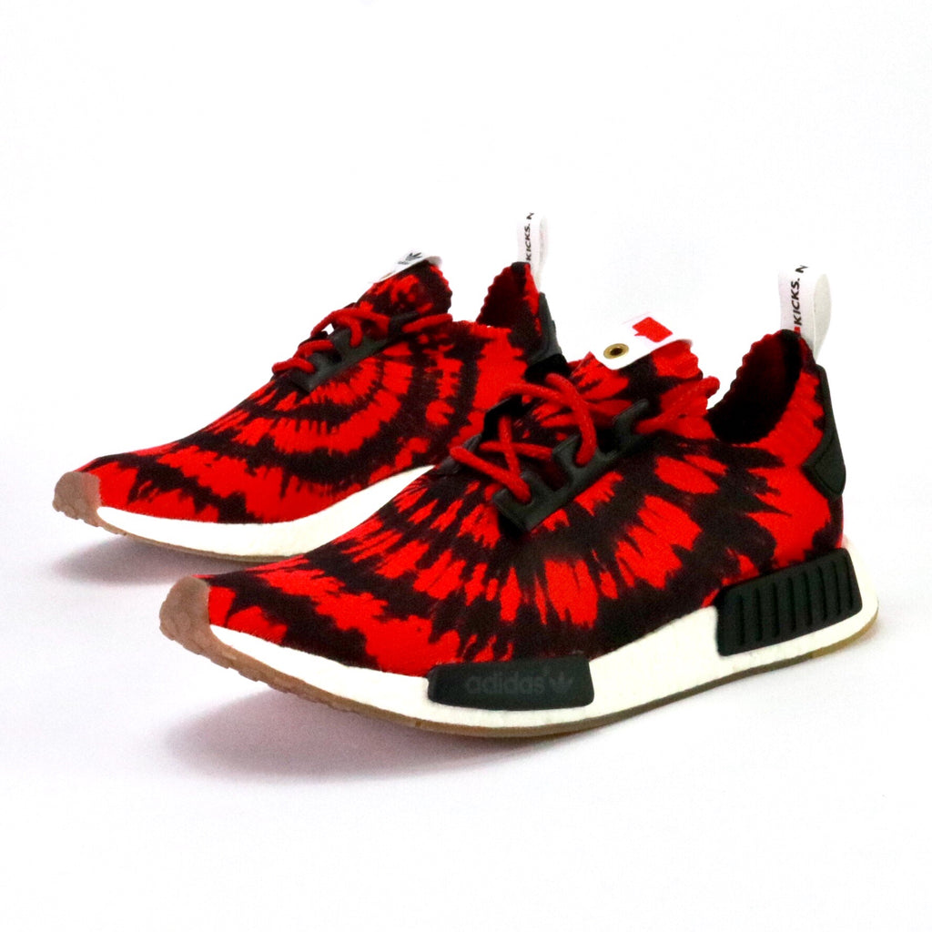 NMD R1 PK 'Nice Kicks' Red Gum