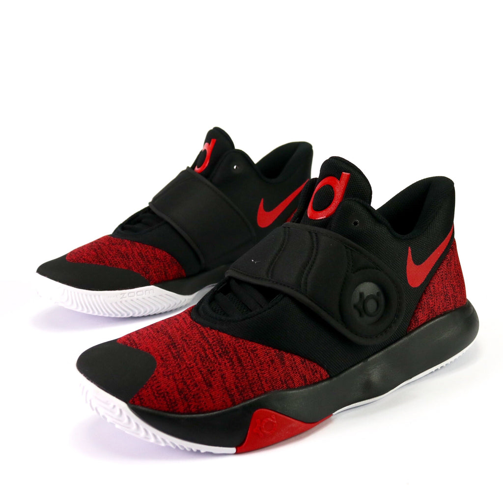 KD Trey 5 VI EP Black University Red White