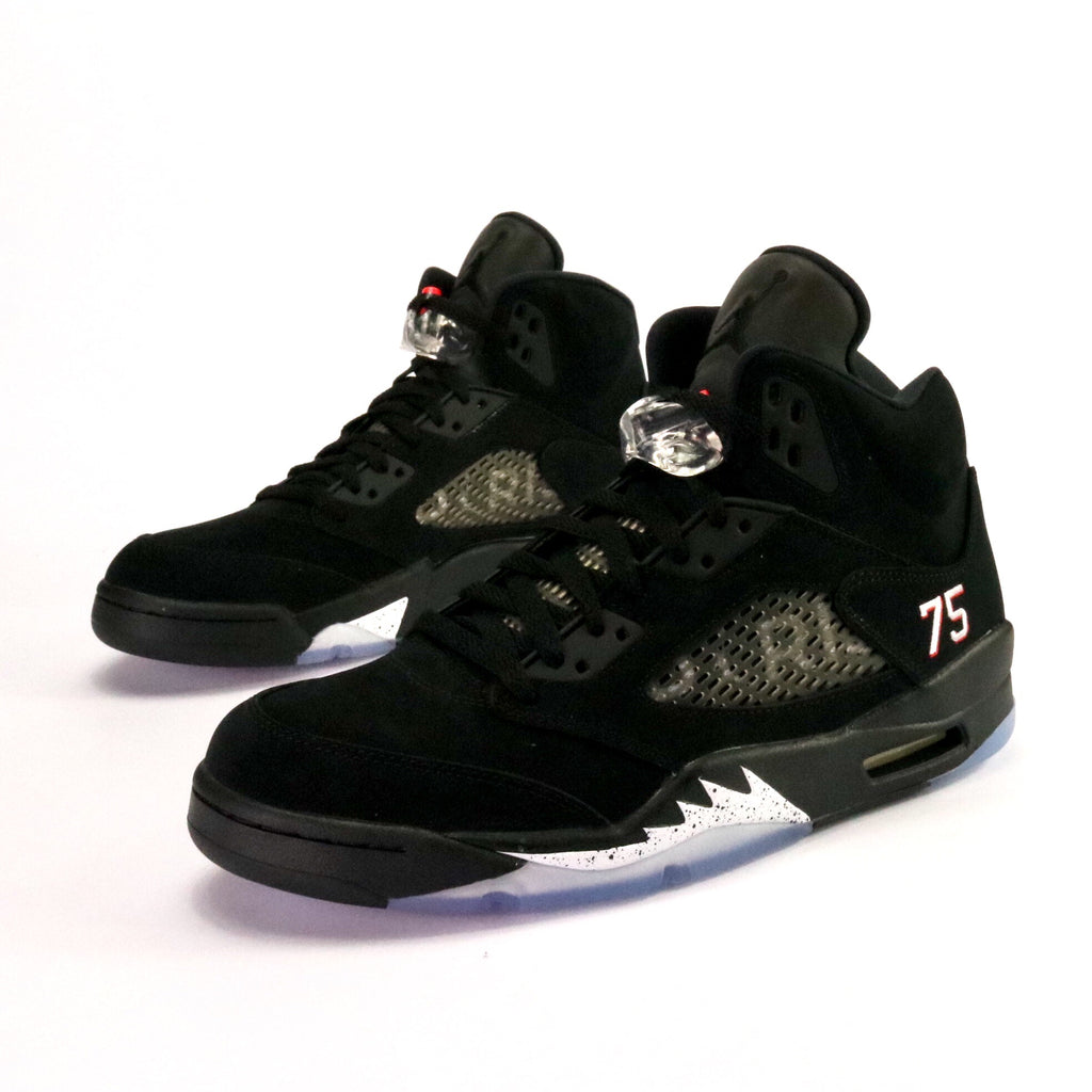 best website d03b6 76185 Air Jordan 5 Retro PSG Black Challenge Red White