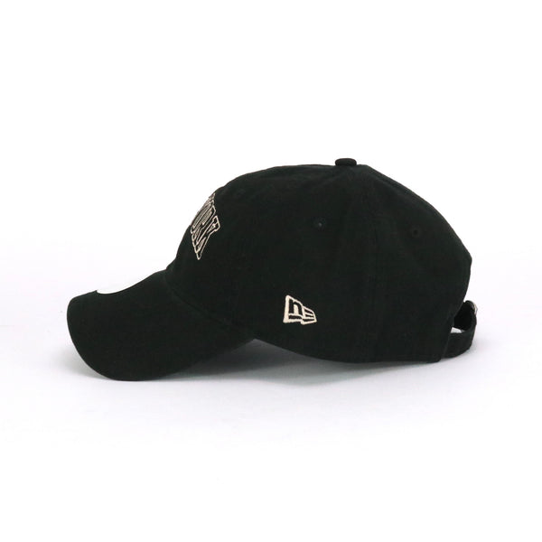 Women's New Era 940 Black Washed Retro Pack