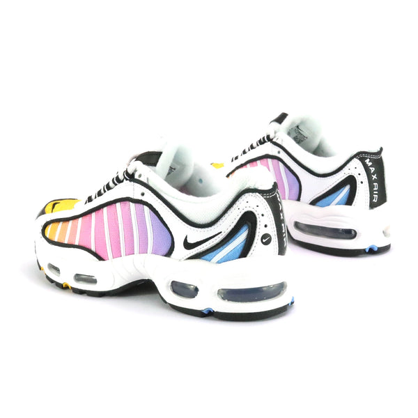 Women's Air Max Tailwind IV White University Blue Psychic Pink Black