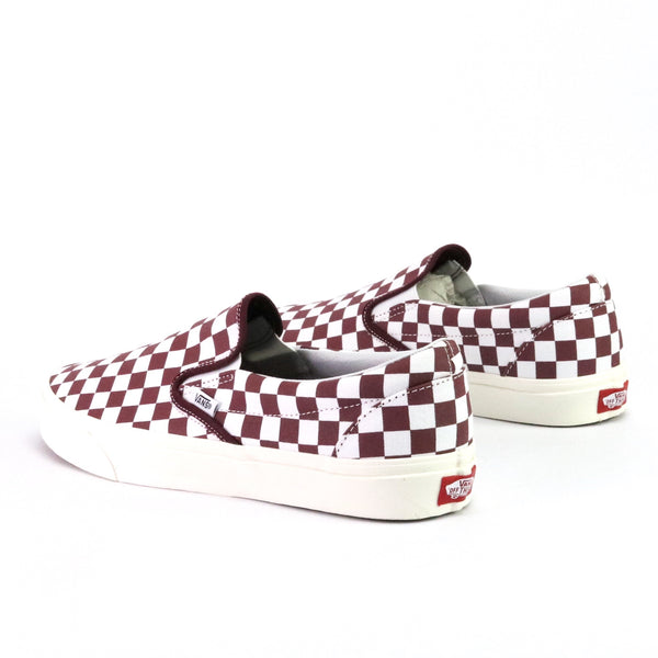 Classic Slip On Checkerboard Port Royal Marshmellow