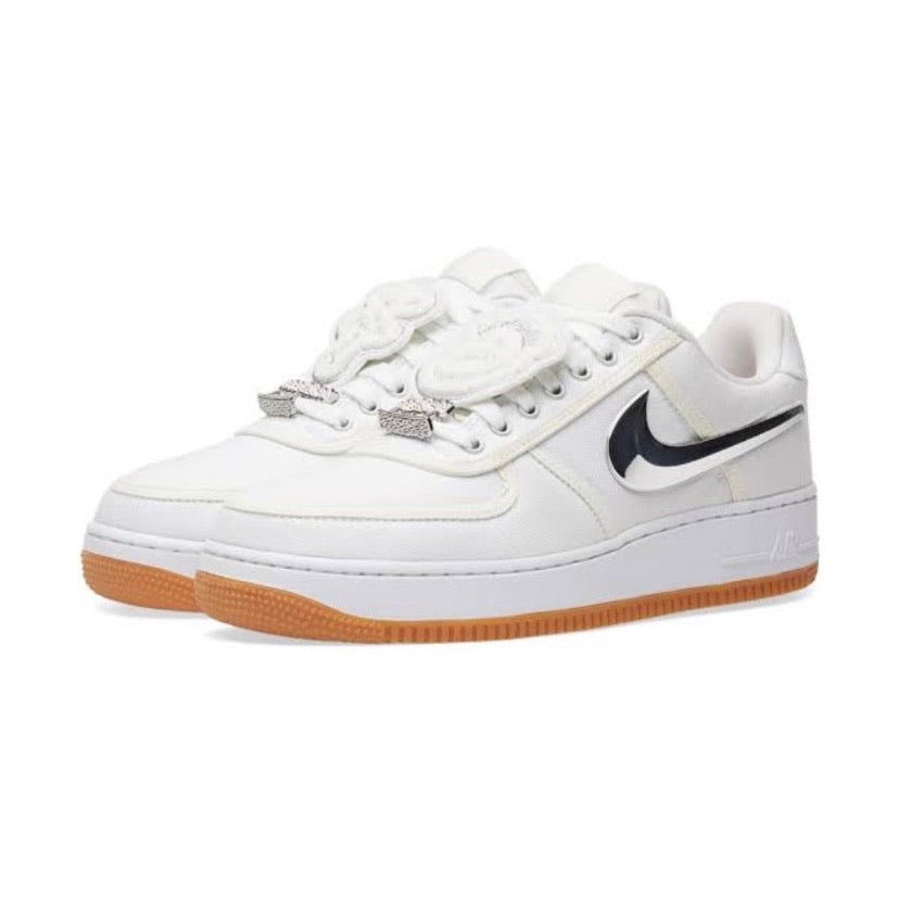 Air Force 1 Low 'Travis Scott' White White White