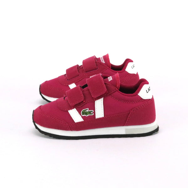 Toddler Lacoste Partner Reby Red White