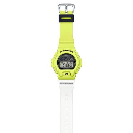 Neon Yellow White DW6900TGA Digital by Casio G-Shock