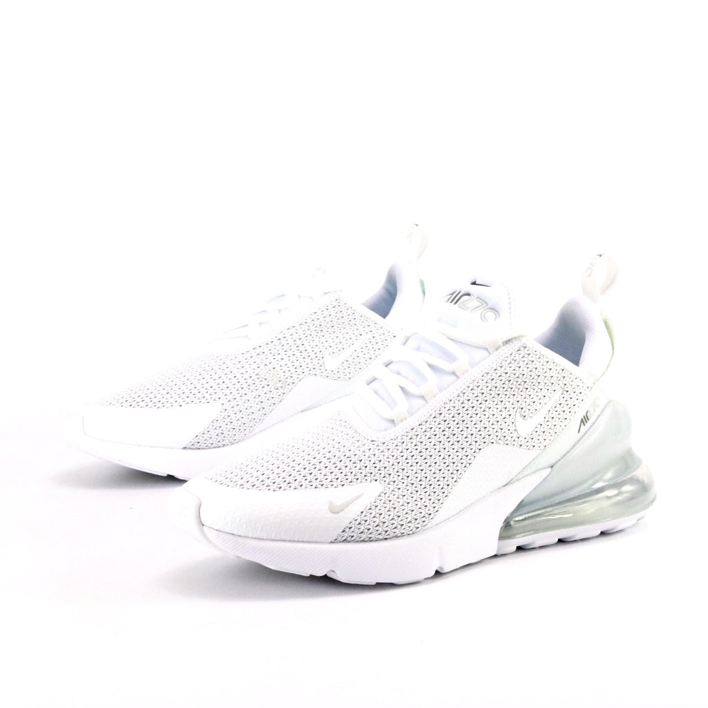 Air Max 270 Special Edition White White Pure Platinum