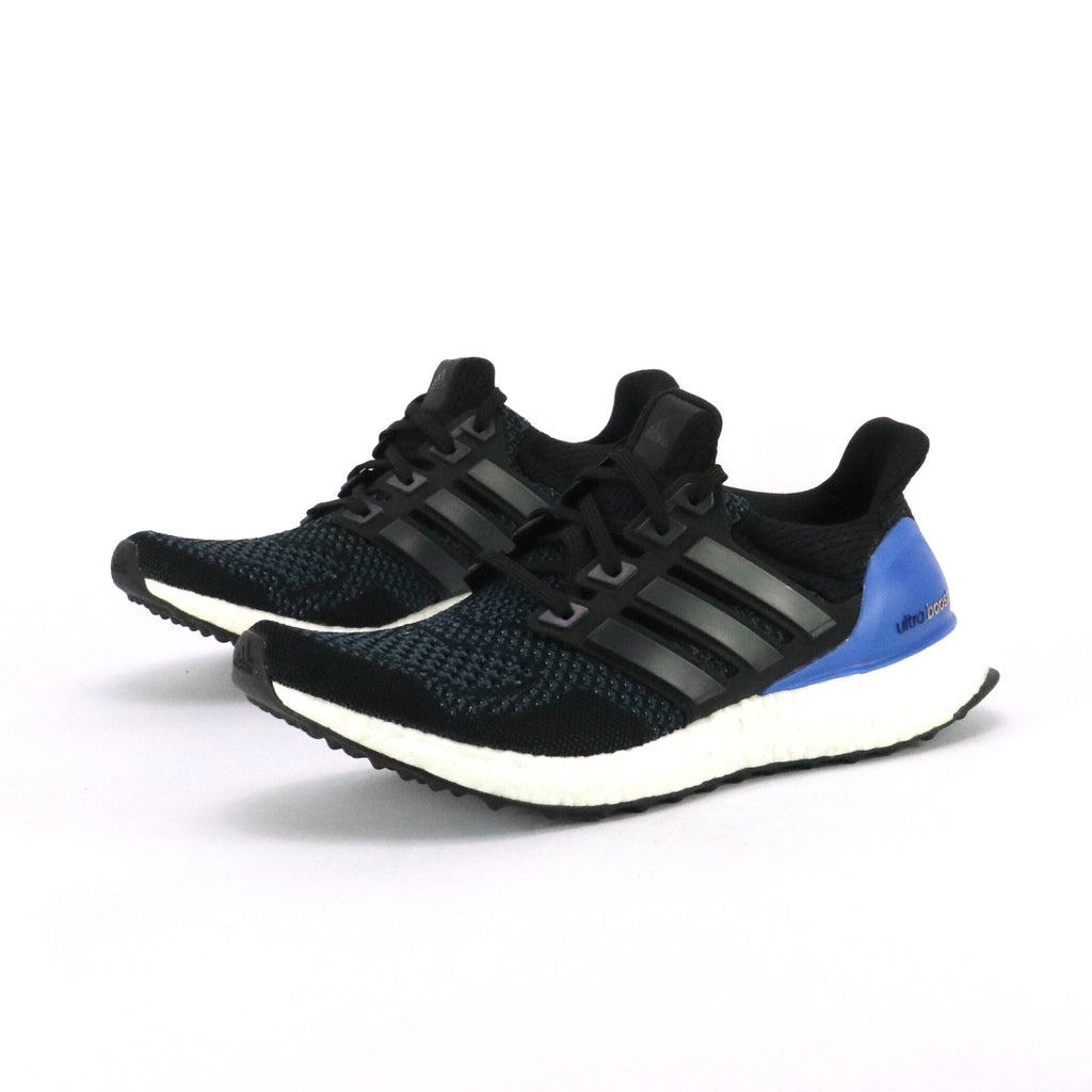 f449e87039071 Ultra Boost 1.0 Youth  OG  Core Black Blue – Sole Mate Sneaker Boutique