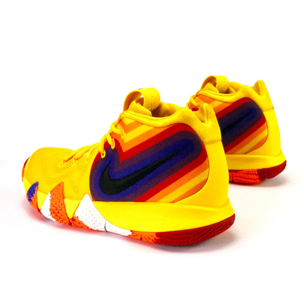Kyrie 4 Uncle Drew Yellow Multicolour