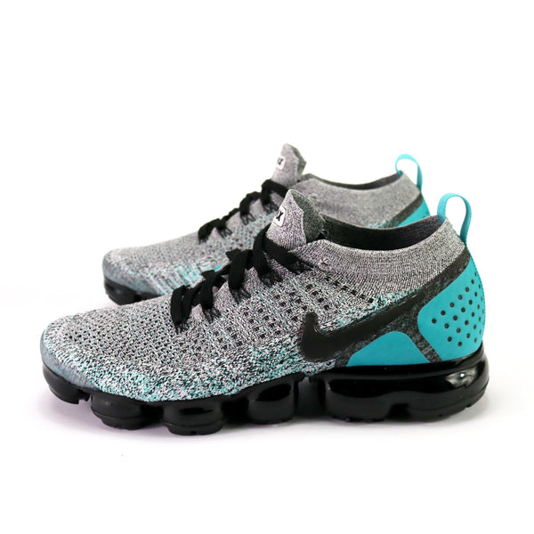 b5142adf4a889 Air VaporMax Flyknit 2 White Black Dusty Cactus – Sole Mate Sneaker ...