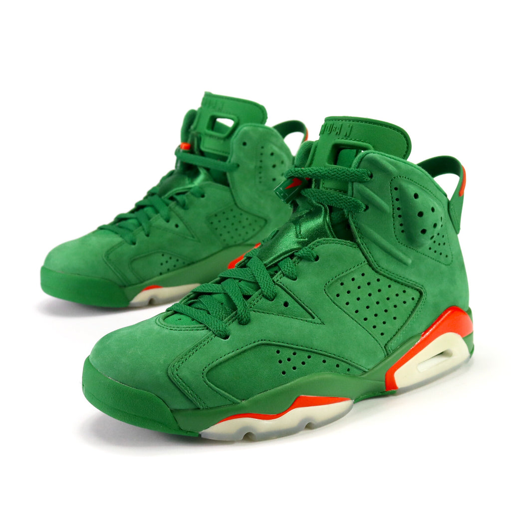 6cbe8b4bef8 Air Jordan 6 Retro NRG 'Gatorade' Pine Green Pine Green – Sole Mate Sneaker  Boutique