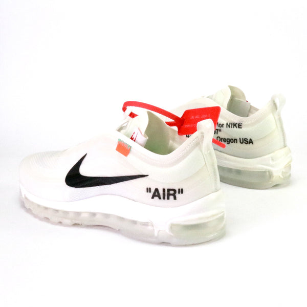 OFF-WHITE x Nike Air Max 97 OG White Cone Ice Blue