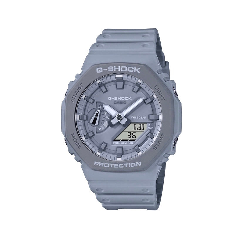G-Shock GA2110ET8A Earth Tone Series Triple Grey by G-Shock