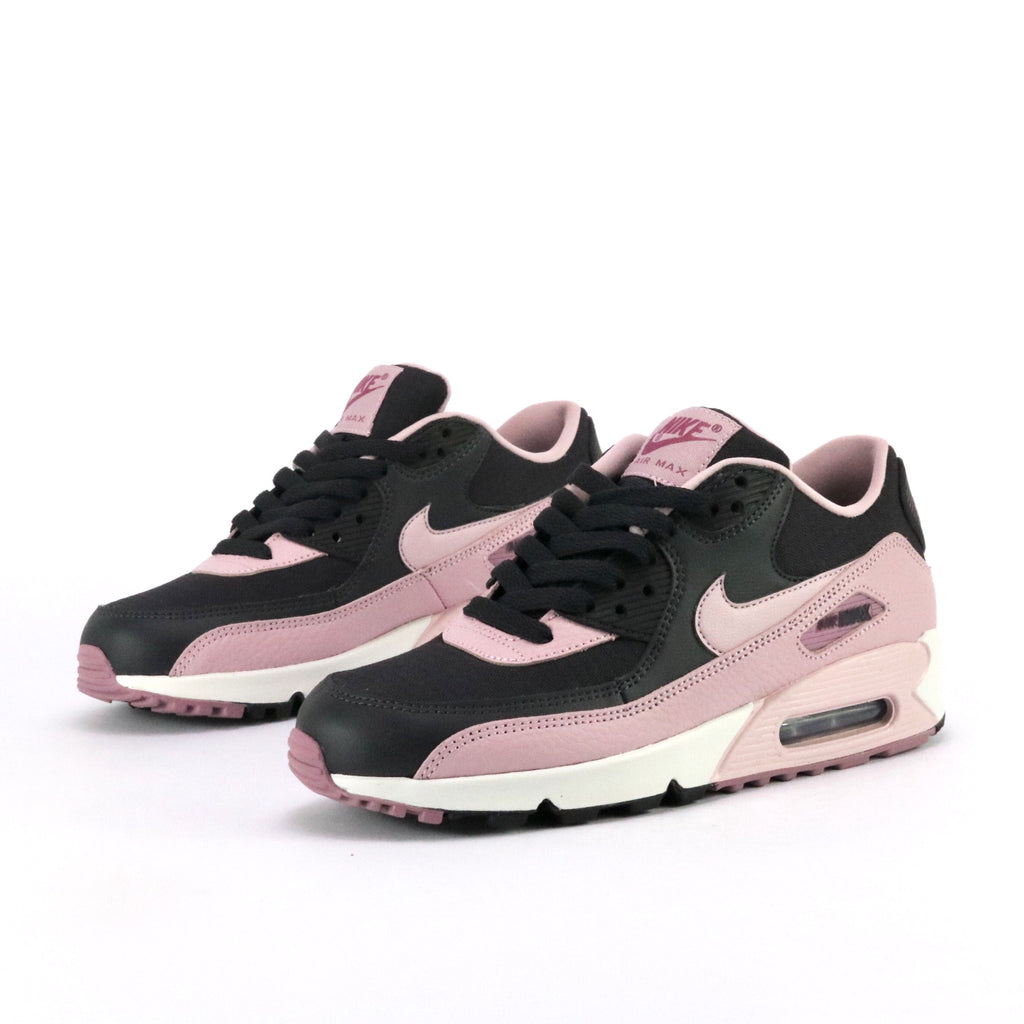 Women's Air Max 90 Plum Chalk Black