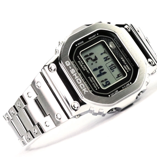 G-Shock 5600 Liquid Metal Limited Edition Silver